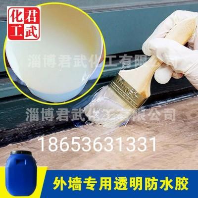 河北/石家庄(内外墙透明防水胶,卫生间专用透明防水涂料)