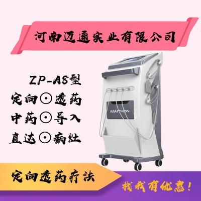 中医定向透药治疗仪-中医康复药透疗法
