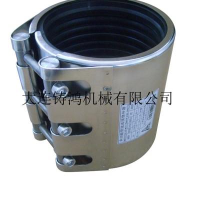 河南管道柔性连接器-单卡式管道连接器