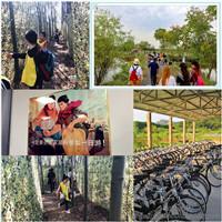 武汉农家乐两个技巧轻松拿下野炊,乐农湖畔懂游客的心