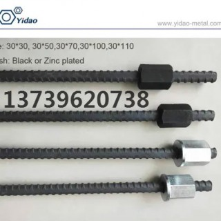 PSB1080精轧螺纹钢M36抗浮锚杆
