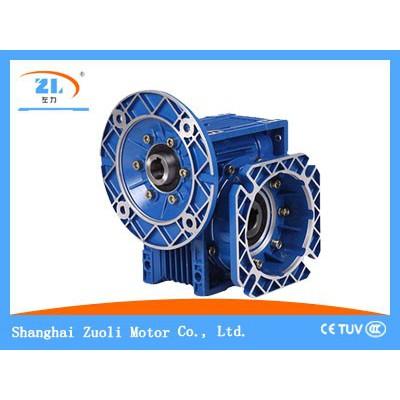 上海左力 RV蜗轮蜗杆减速机NMRV090 rv090减速机