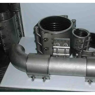 云南高压管道连接器-折叠式管道修补器