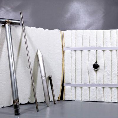 重庆碳素焙烧高温隔热材料含锆陶瓷纤维模块生产厂家