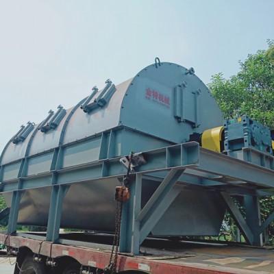 河南金特供应 JGTS滚筒筛 大型滚筒筛分机 不锈钢滚筒筛