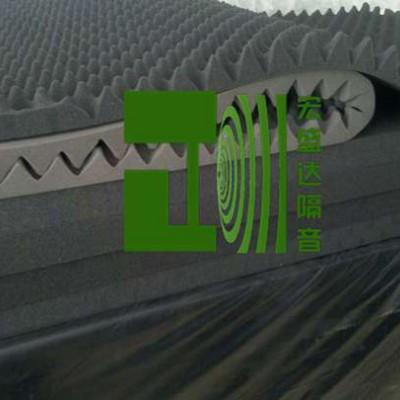 批发吸音鸡蛋棉 高密度阻燃材料 设备机器隔音棉