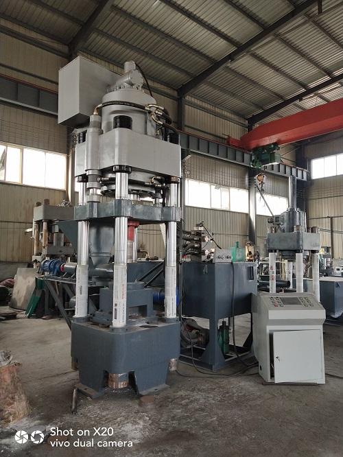 Y上海自动磨削泥压块机液压系统的组成特定