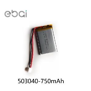 揭阳聚合物锂电池503040揭阳美容仪空气净化器 丰胸仪 翻译机揭阳