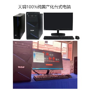 天玥纯国产化台式电脑纯国产化_天玥纯国产化台式电脑100%_天玥纯国产化台式电脑台式电脑