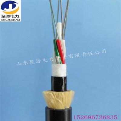 聚源电力全介质自承式光缆ADSS光缆非金属架空光缆