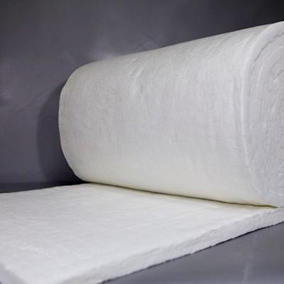 高温退火炉专用耐火陶瓷纤维保温毯耐火毯