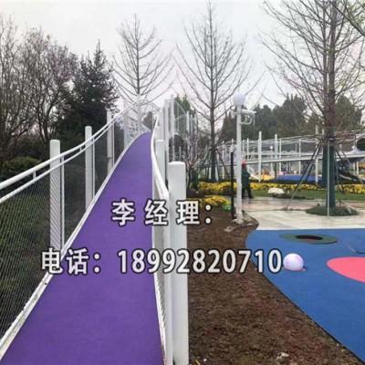 咸阳礼泉县室外非标组合滑梯设备定制公司