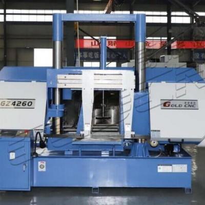 高德数控GZ4260数控金属带锯床 高精度设备 支持定制