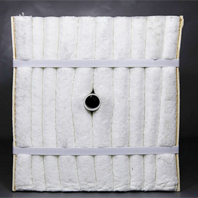 山东直销陶瓷纤维保温模块 燃气锻造炉耐火材料
