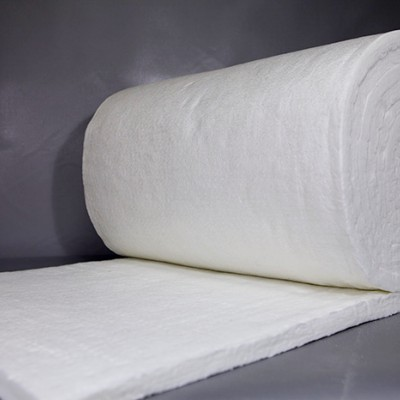 山东工业炉耐火纤维毯陶瓷纤维背衬毯