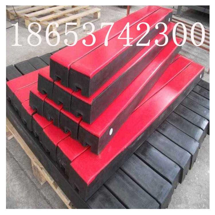 1600mm矿用缓冲条 井下专用缓冲床弧形设计