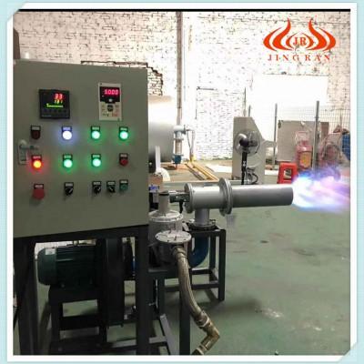 网带炉燃烧系统工程 自身预热式烧嘴 回转窑烧嘴 精燃机电