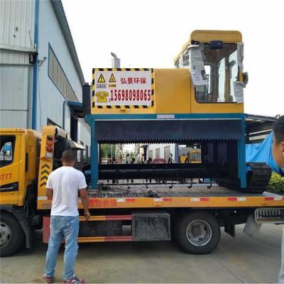 轮式翻抛机的具体操作要求自走式翻堆机产品型号大全