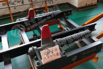 气动捕车器 双向捕车器 QZC系列气动阻车器