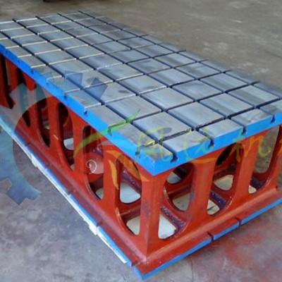 机床试车垫箱 试车垫箱 机床垫箱