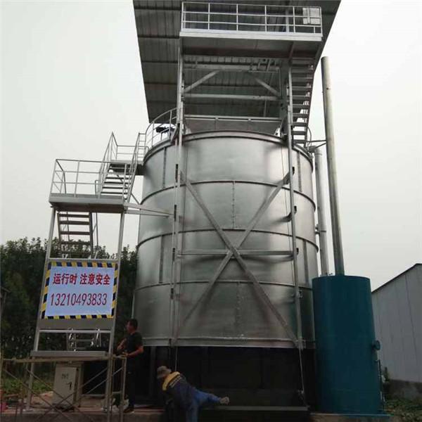 畜禽粪便高温发酵罐实用性广、工艺原理说明