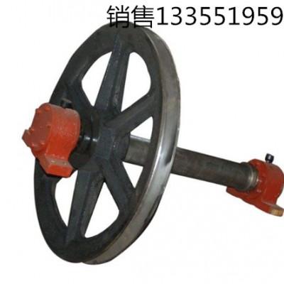 固定天轮 煤矿用矿用天轮井架上安装 天轮规格