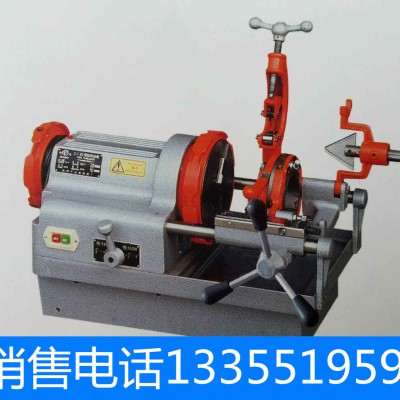 Z1T-R2加工螺纹电动套丝机 台式套丝机携带方便