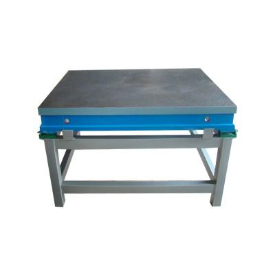 厂家供应铸铁模具平台_钳工维修装配飞模台_专业生产