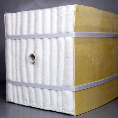 安徽高温炉壁衬保温耐火陶瓷纤维模块