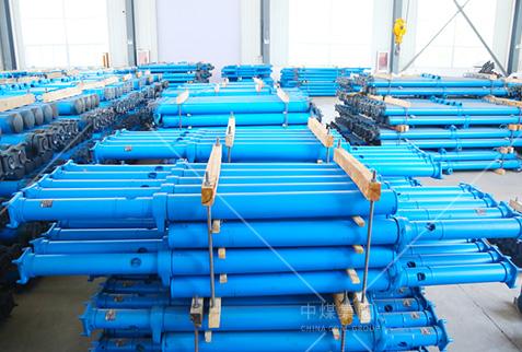 液压支柱   内注式单体液压支柱  外注式单体液压支柱