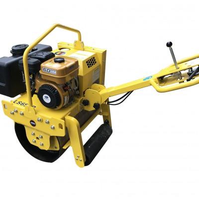道路养护必选AETS LS650R 单钢轮压路机