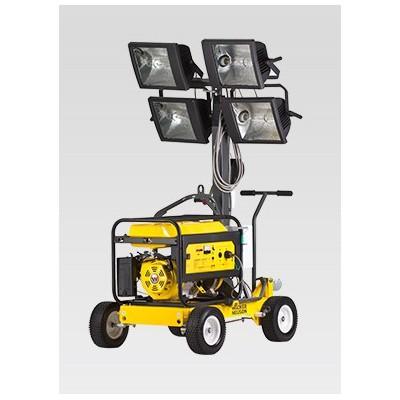 建筑工地照明选威克诺森ML225灯车
