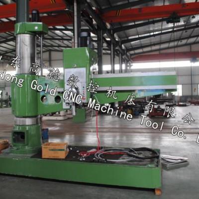 高德数控Z3080液压摇臂钻 刚性高 效率高 性能高