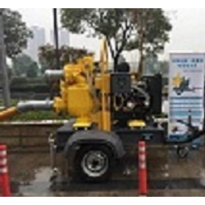雨季城市抢险应急救援移动泵车VAR 4-225