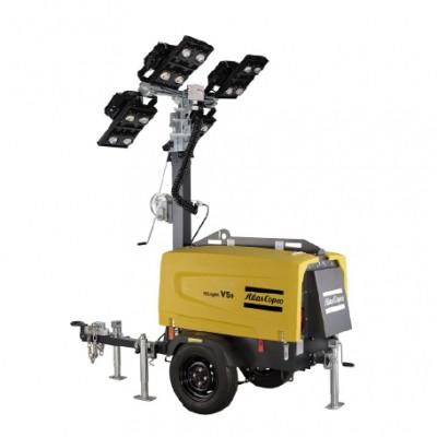 阿特拉斯科普柯HiLight V5+移动升降灯车