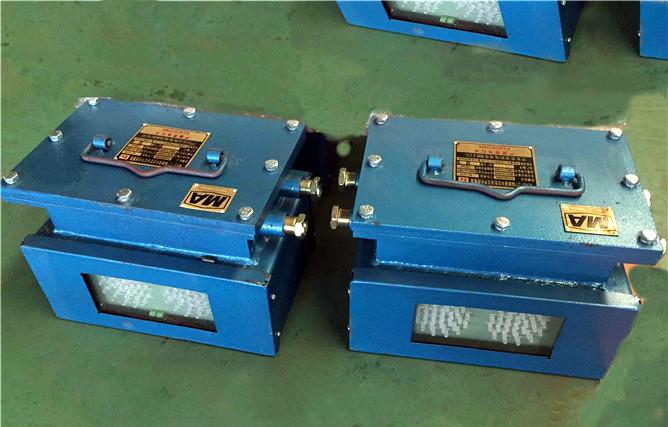 矿用本安型语音声光报警器KXB127语音可定做