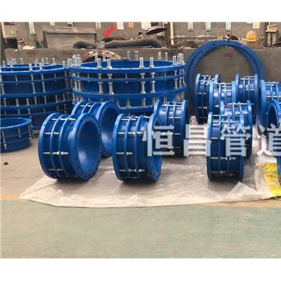 新疆钢制伸缩节DN25mm制作方法