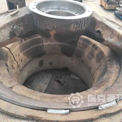 山特S3800圆锥破碎机维修