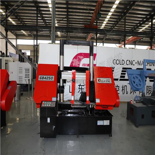高德数控GB4250金属带锯床 刚性高 效率高 性能高