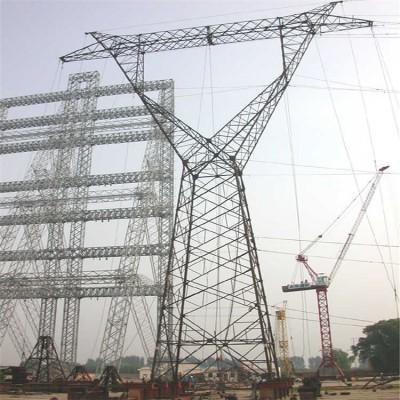 常通 电力塔 输电线路铁塔 电力角钢塔价格