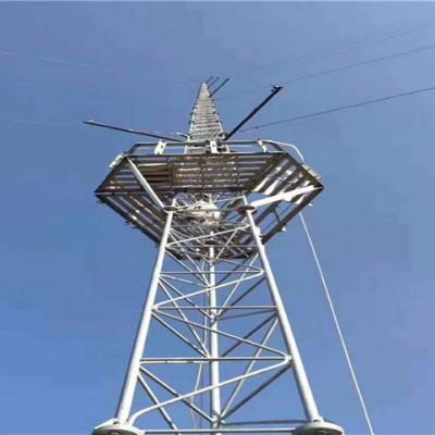 测风塔安装 测风塔 拉线塔厂家河北常通