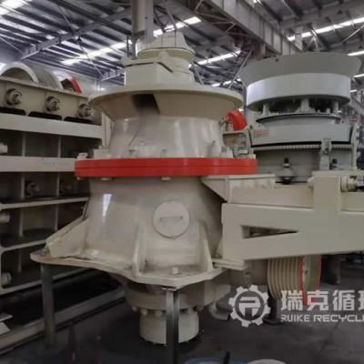 出售检修完成的二手大华GPY1100圆锥破碎机
