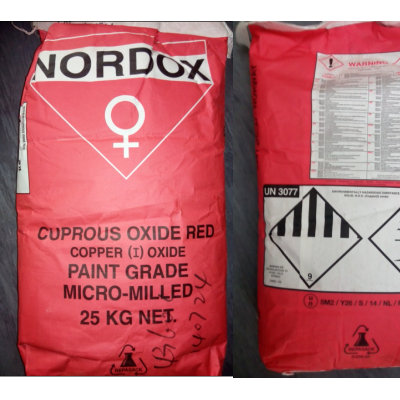 NORDOX氧化亚铜,红色,涂料级