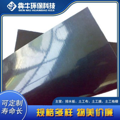 广州市HDPE防渗土工膜型号齐全