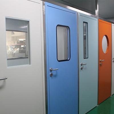 钢制洁净门 不锈钢洁净门 无尘净化车间病房用门洁净门厂家批发