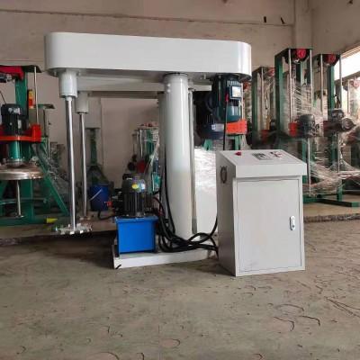 液压升降电动分散机 油漆涂料高速分散机 各种型号支持定制