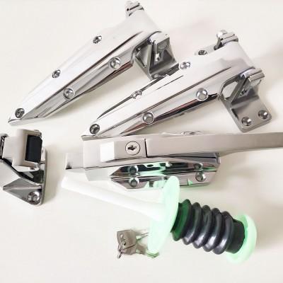 冷库门锁,门把手,合页铰链,冷库配件11781460