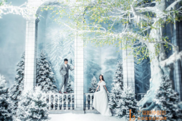 北京海淀婚纱摄影婚纱照外景地哪里好?