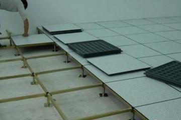 锦州防静电地板多少钱一平方米?有哪些种类