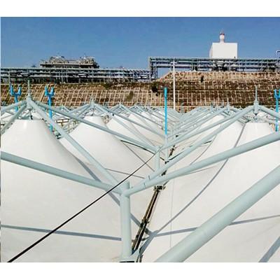 反吊膜|密封|加盖|除臭|专业膜结构厂家打造